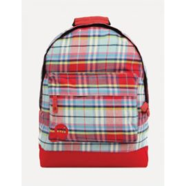 mi-pac tartan-red-backpack-900x900